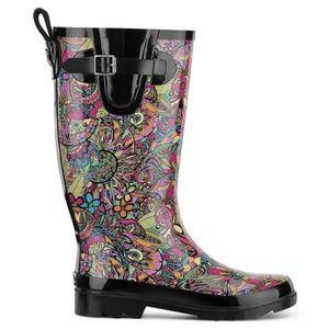 NEW, Sakroots Rain Boots